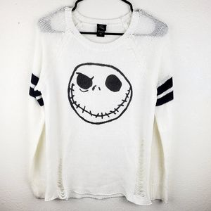 DISNEY The Nightmare Before Christmas Knit Sweater